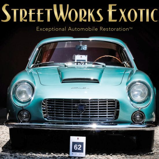 StreetWorks Exotics™ Exceptional Automobile Restorations | Waukesha, WI
